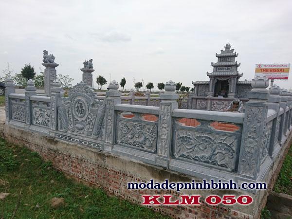 Khu lăng mộ đá đẹp ở Ninh Bình