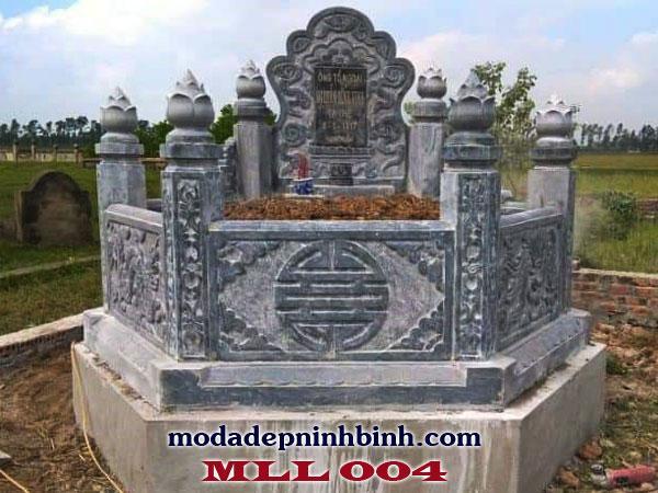 Mẫu lăng mộ lục lăng lục giác