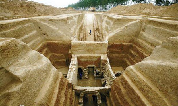 Bí ẩn lăng mộ thời Tam Quốc