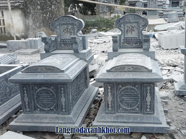 Có khá nhiều yếu tố ảnh hưởng đến giá mộ và lăng mộ