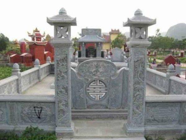 Thiết kế lăng mộ kỹ lưỡng là điều vô cùng quan trọng