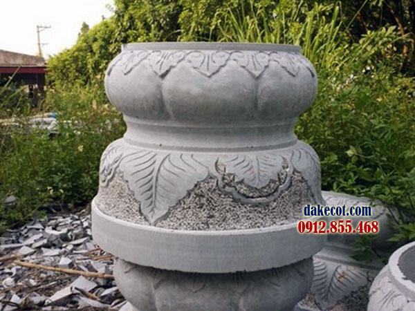 Chân tảng đá kê cột MX 10