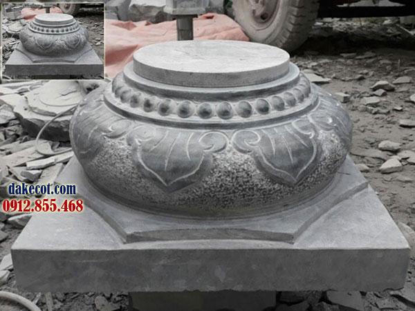 Chân tảng đá kê cột MX 18