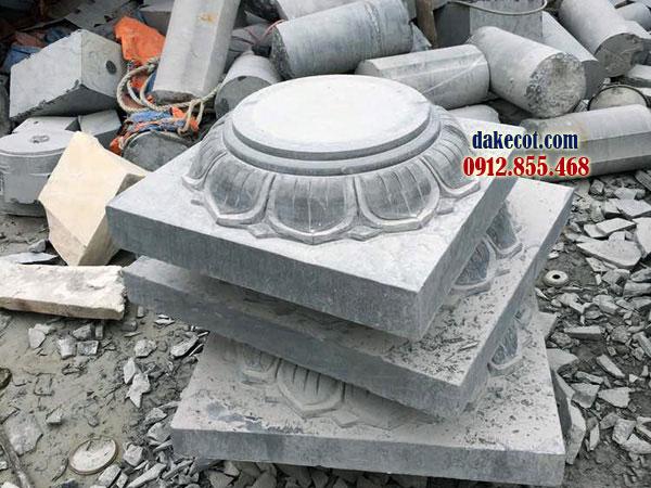 Chân tảng đá kê cột MX 19