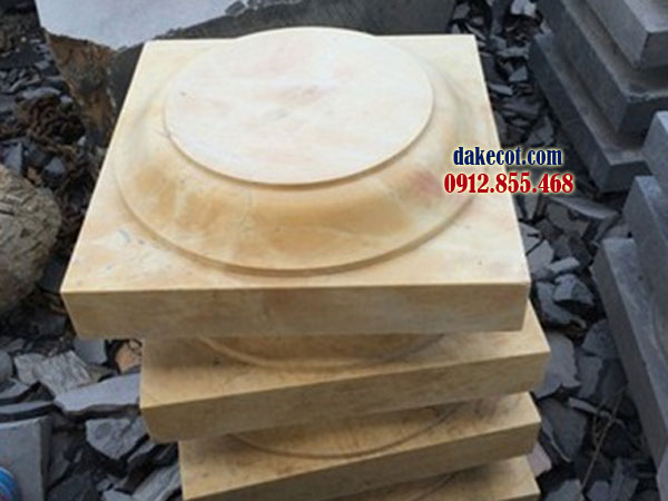 Chân tảng đá kê cột MX 27