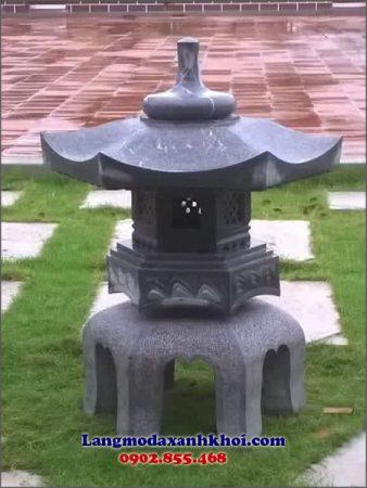 Đèn thờ đá MX 06