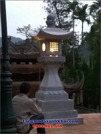 Đèn thờ đá MX 07