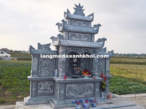 Khu lăng mộ Bắc Giang 02