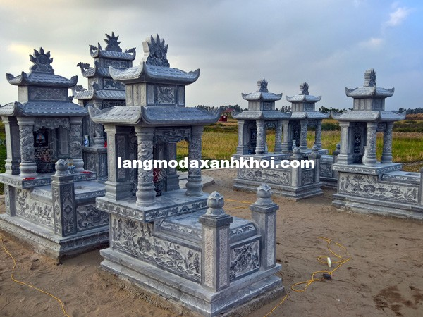Khu lăng mộ Bắc Giang 03