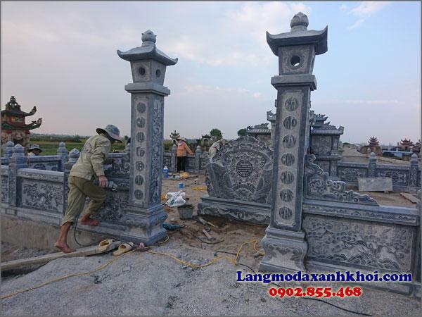 Khu lăng mộ Vụ Bản Nam Định 02