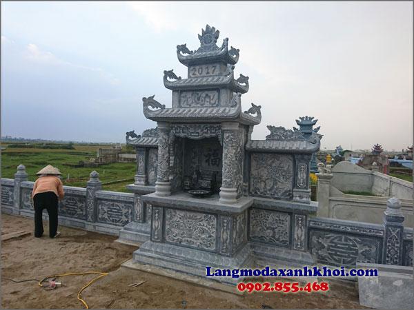 Khu lăng mộ Vụ Bản Nam Định 03