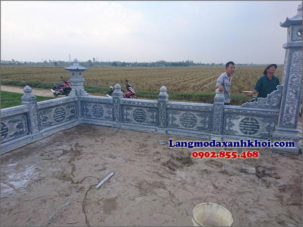 Khu lăng mộ Vụ Bản Nam Định 05