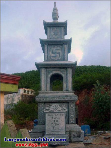 Mộ tháp đá MX 10