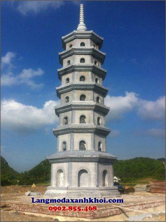 Mộ tháp đá MX 12