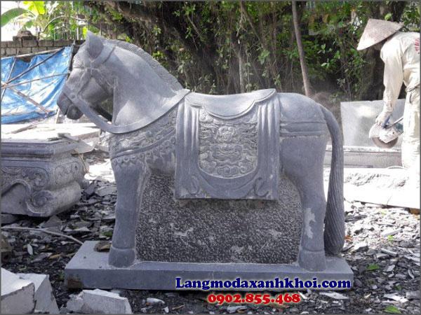 Ngựa đá MX 02