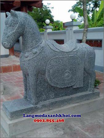 Ngựa đá MX 03