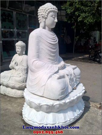 Tượng Phật Thích Ca đá MX 06