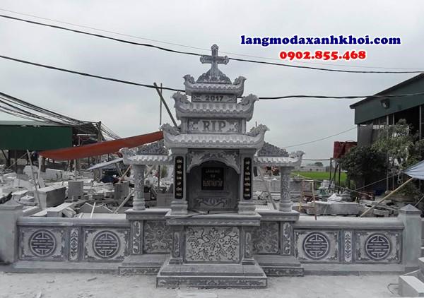 Lăng mộ đá công giáo