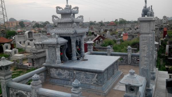Ý nghĩa tâm linh của cổng lăng mộ là gì?